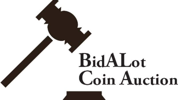 BidALot Coin Auction logo