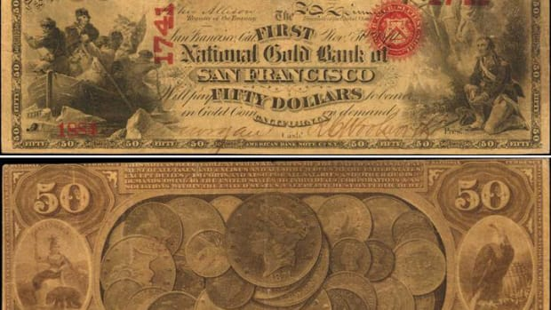 1870 National Gold Bank
