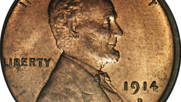 1914 D obv