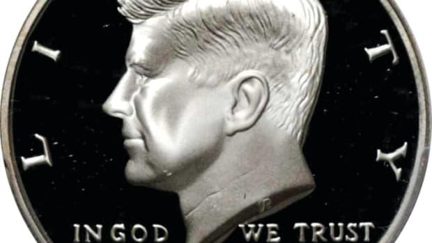 1992-S Kennedy obv