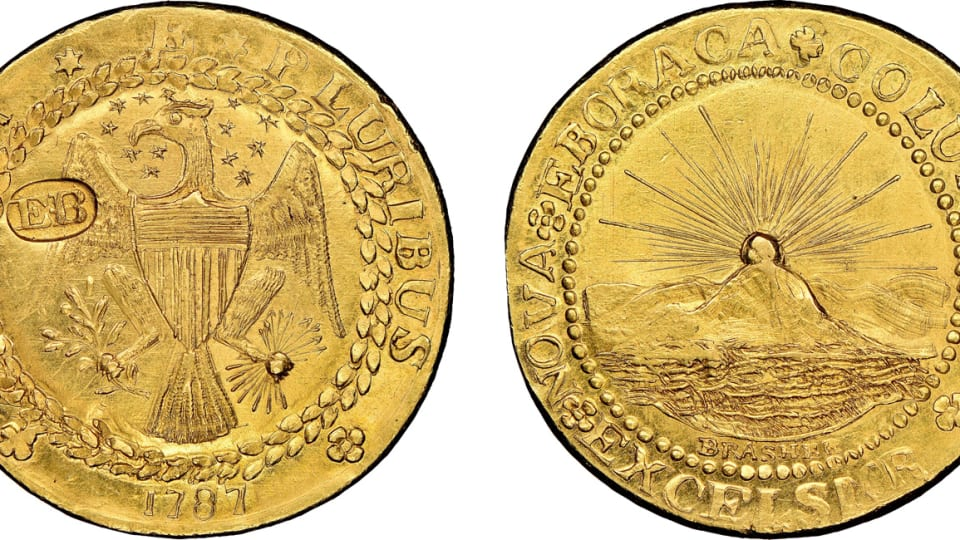 World's Most Valuable Gold Coin: Doubloon Sets $9.36 Million World Record