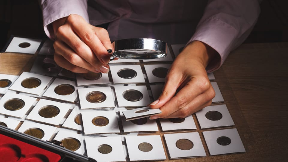 Changes in Counterfeit Coins