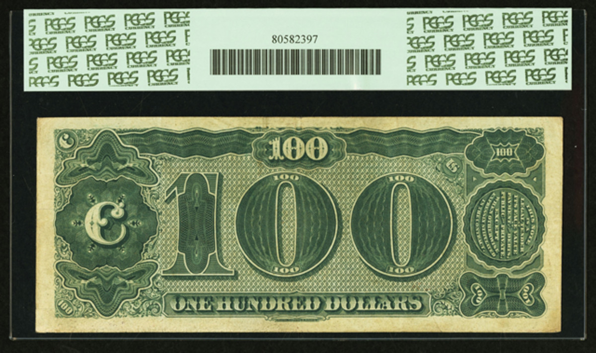 Reverse of the Watermelon note.