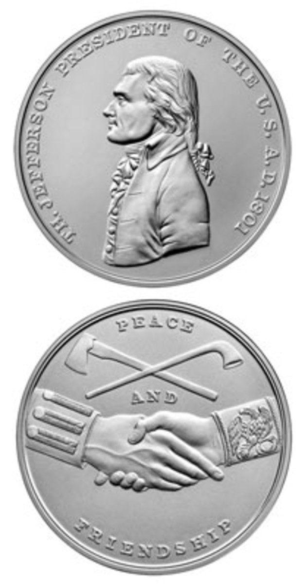 If this were a new silver coin, demand from collectors would probably be five or 10 times what it will be for this medal.