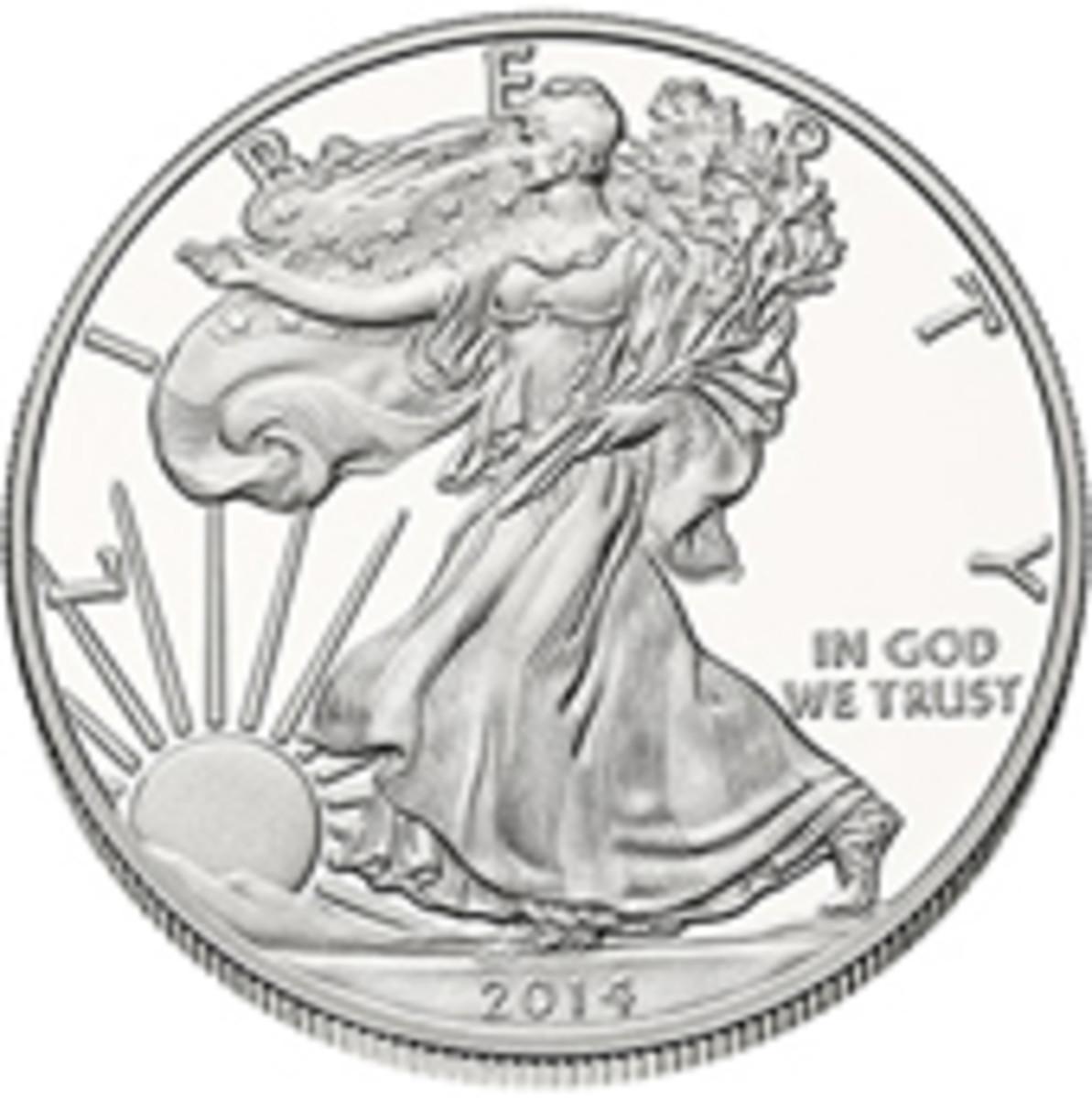 Proof Silver American Eagle