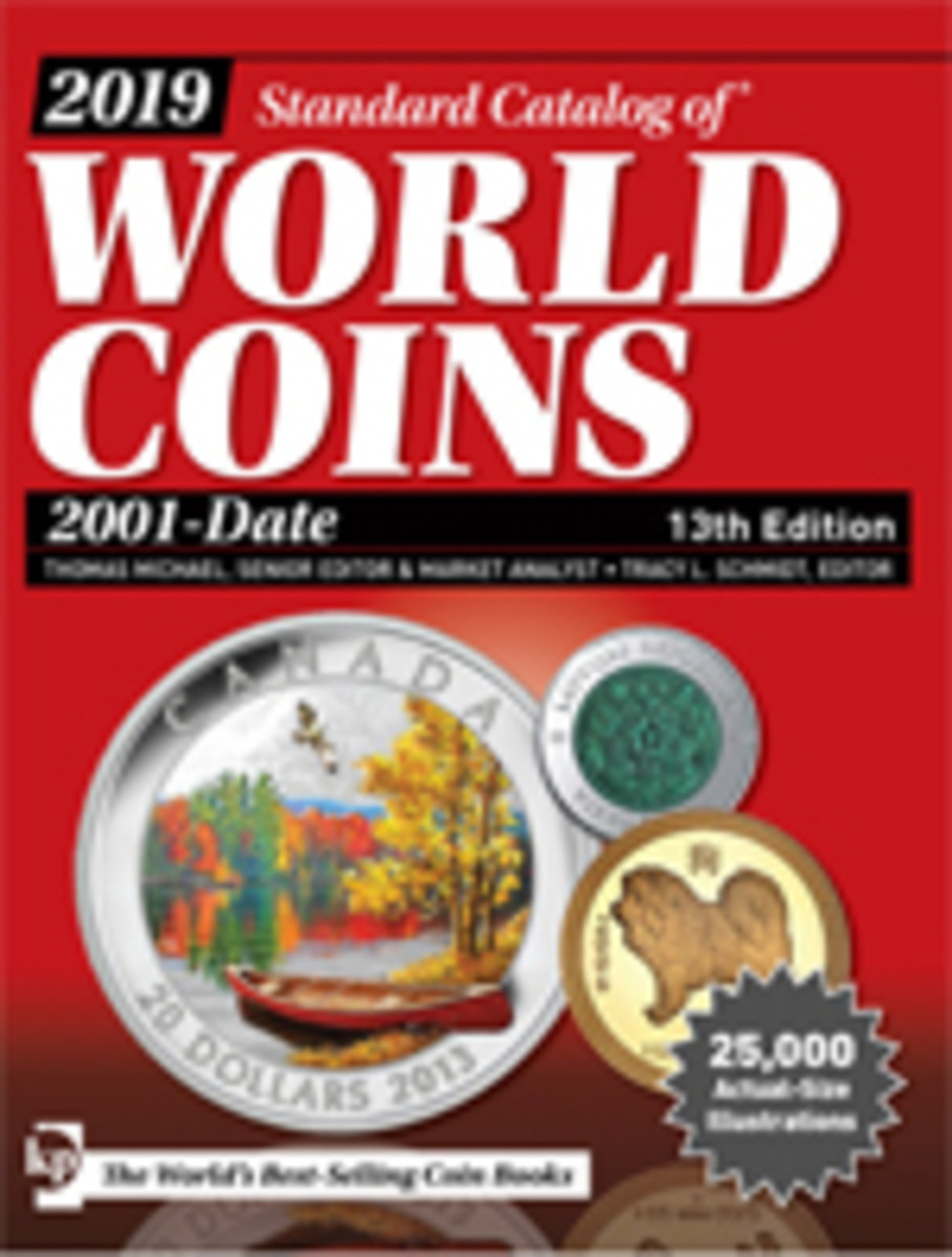 Standard Catalog of World Coins, 2001-Date