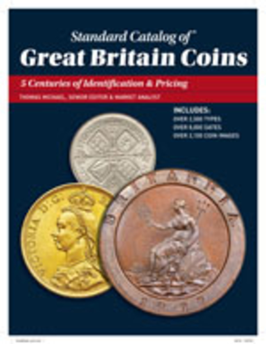 Standard Catalog of Great Britain Coins eBook