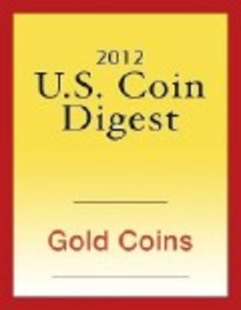2012 U.S. Coin Digest: Gold Coins