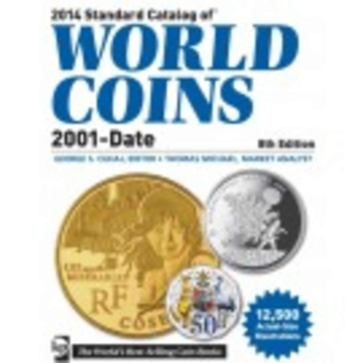 The only book on the market focusing on world coins released from 2001 to date!