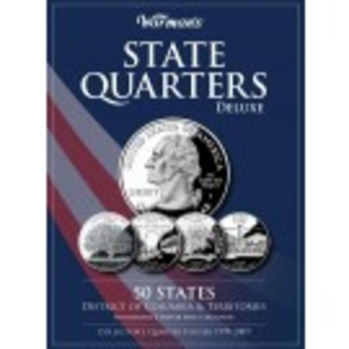 State Quarters Deluxe Collector's Folder