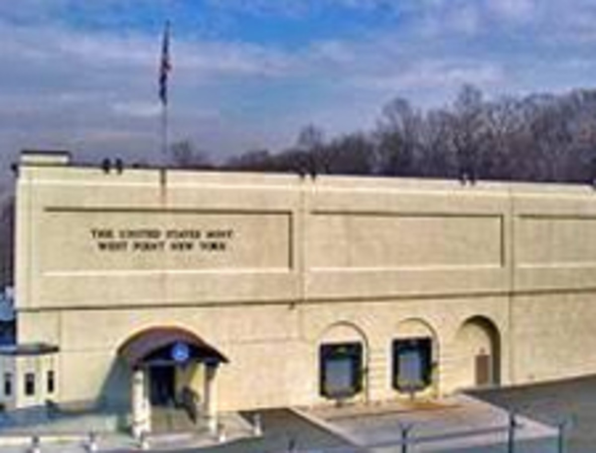 West Point Mint facility