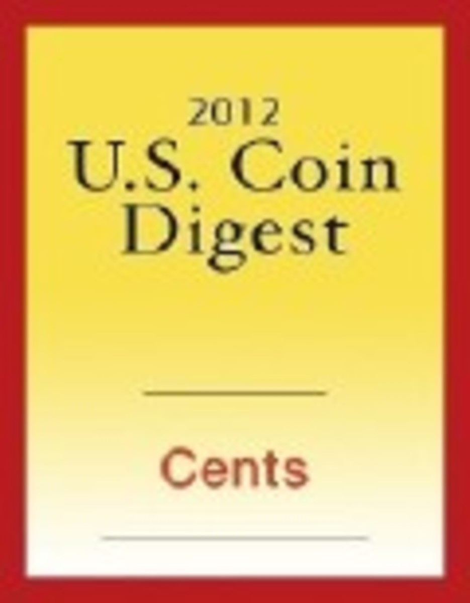 2012 U.S. Coin Digest: Cents