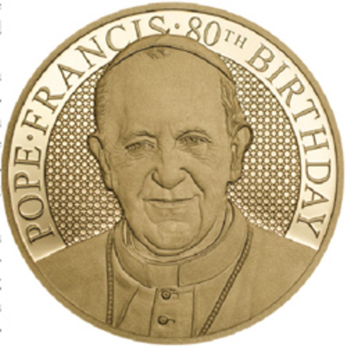 pope80th