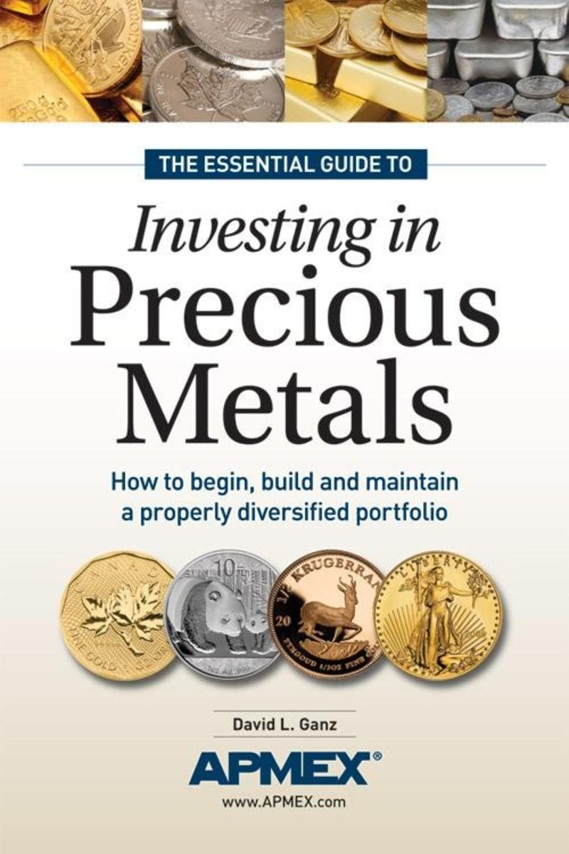 Purchase your copy of The Essential Guide to Investing in Precious Metals today to get started on making all the right investing decisions.