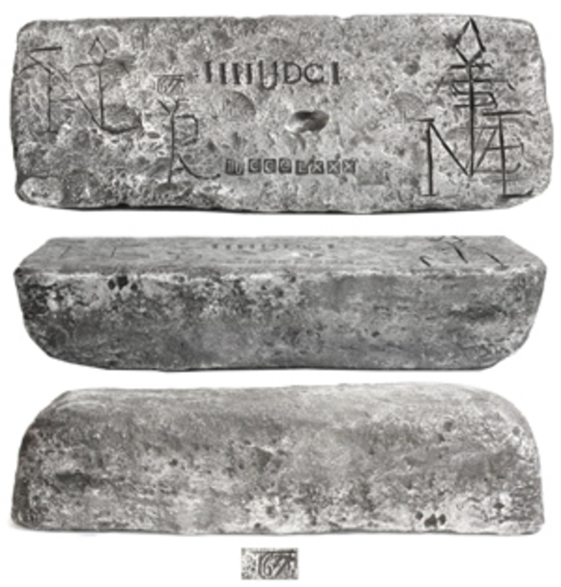 Recovered Spanish silver bars and coins performed well in the latest Sedwick auction.