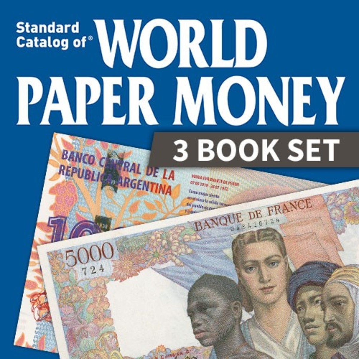 Are you interested in pricing your collection of money from around the globe?