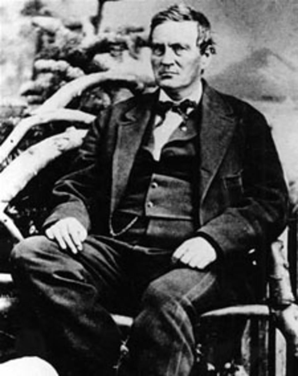 Abraham Curry (Image courtesy Nevada Historical Society [Public domain], via Wikimedia Commons)