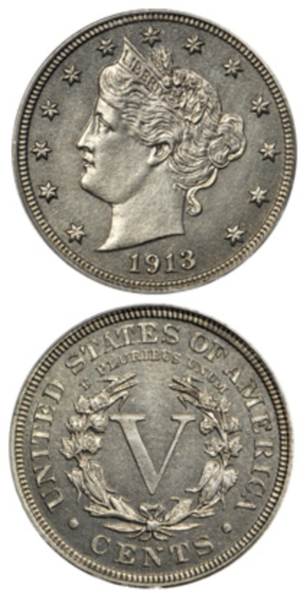 What multi-million-dollar price will this 1913 Liberty Head nickel achieve when it is auctioned in August?