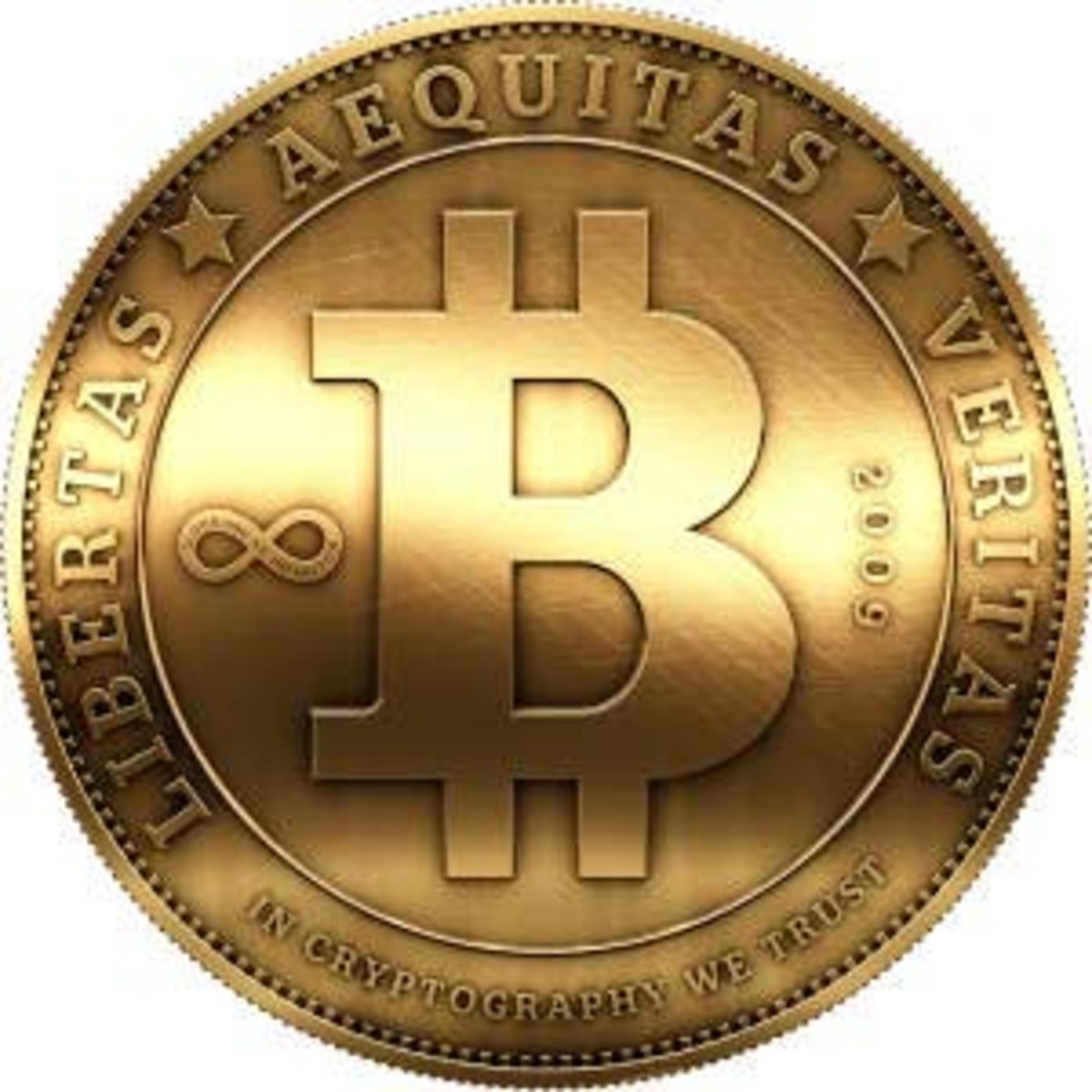If bitcoins are supposed to be cyberspace currency, why are they about to be issued physically?