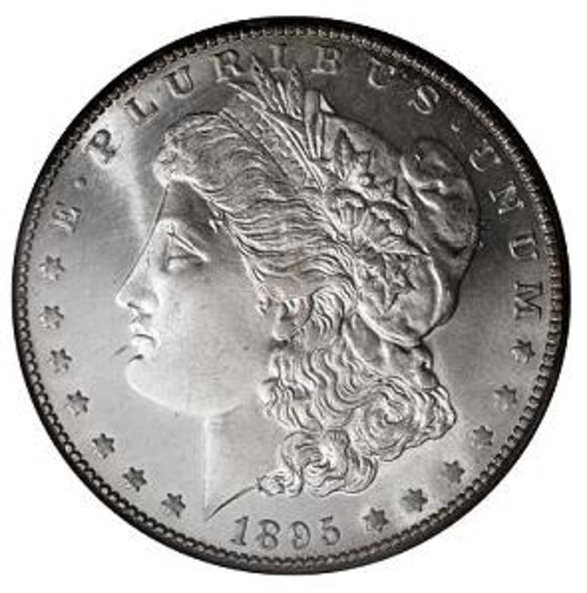 morgan dollar coin