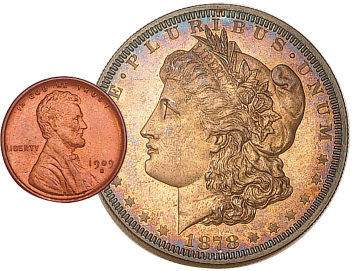 Have Morgan dollars replaced Lincoln cents as the bedrock of popular numismatics?