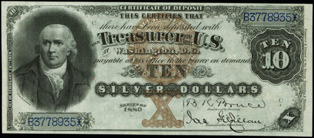 Obverse of the