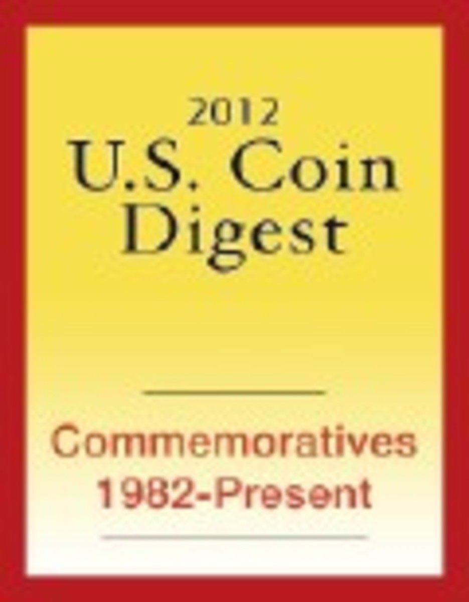 2012 U.S. Coin Digest: Commemoratives 1982-Present