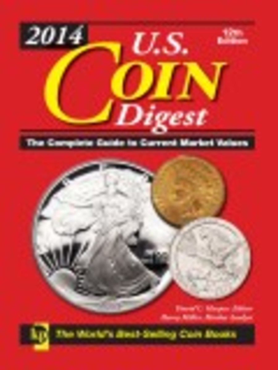 Click here for the most complete and comprehensive color guide to all circulating and non-circulating U.S. coins.