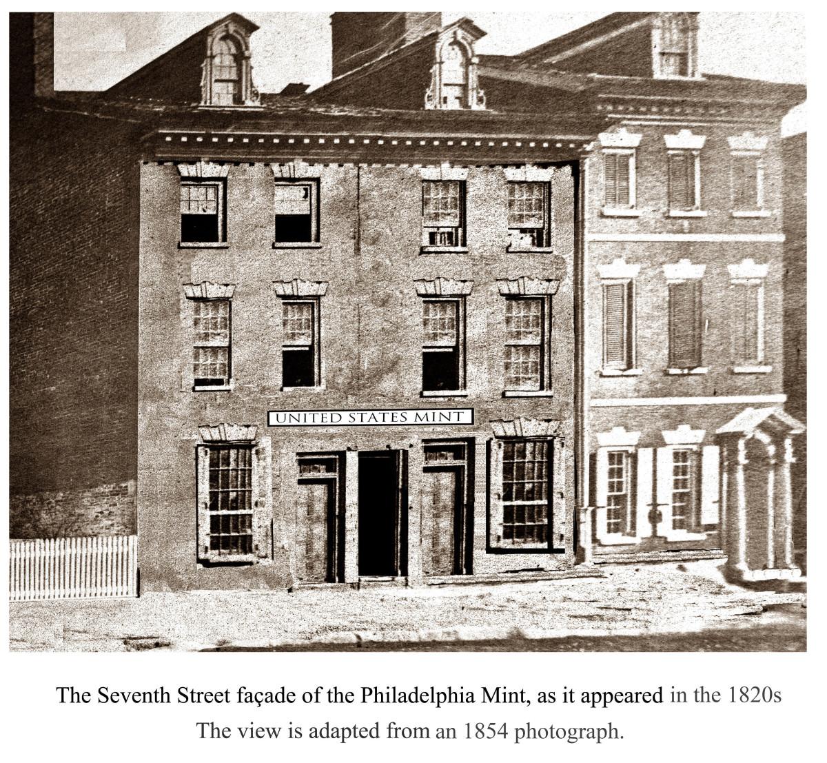1820s Mint Building