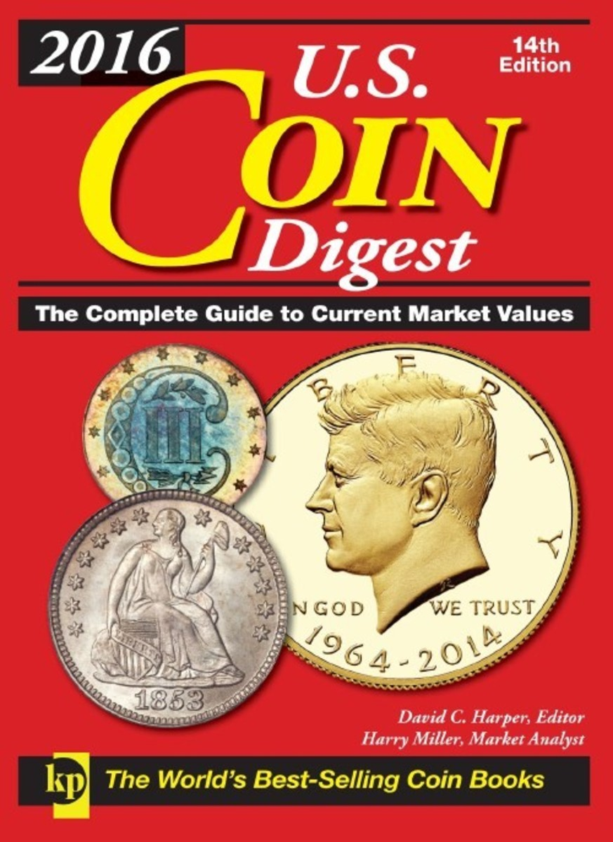U.S Coin Digest continues to be a great reference for any U.S. coin collector.