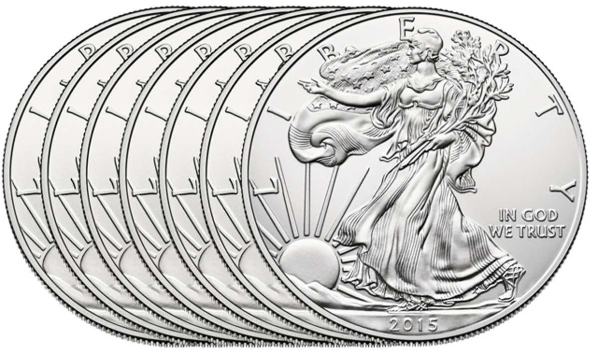 Large demand and short supply for silver Eagles and other silver products led to delivery shortages.