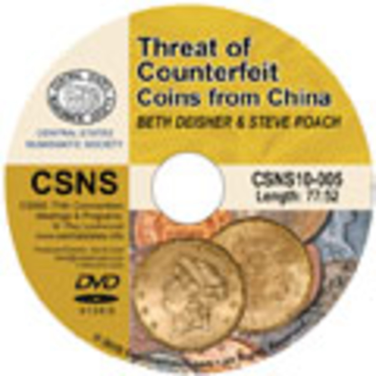 Threat of Counterfeit Coins from China