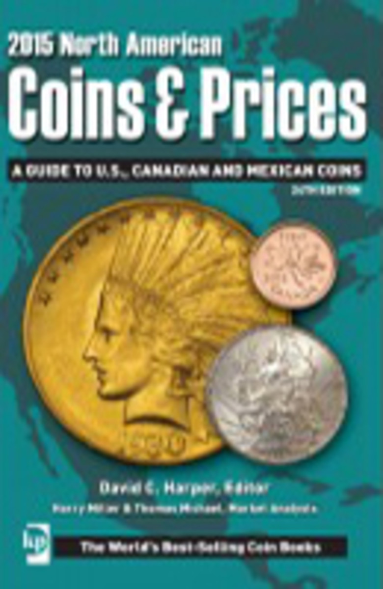 The 2015 North American Coins & Prices is the perfect all-in-one guide for the coin collector, dealer and enthusiast. Purchase your copy here!