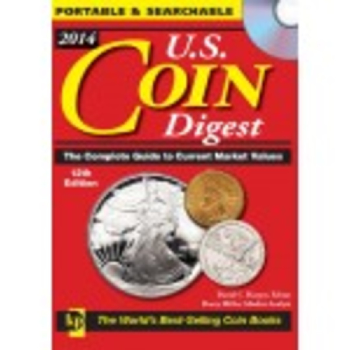 Everything you need for collecting U.S. coins is on this CD.