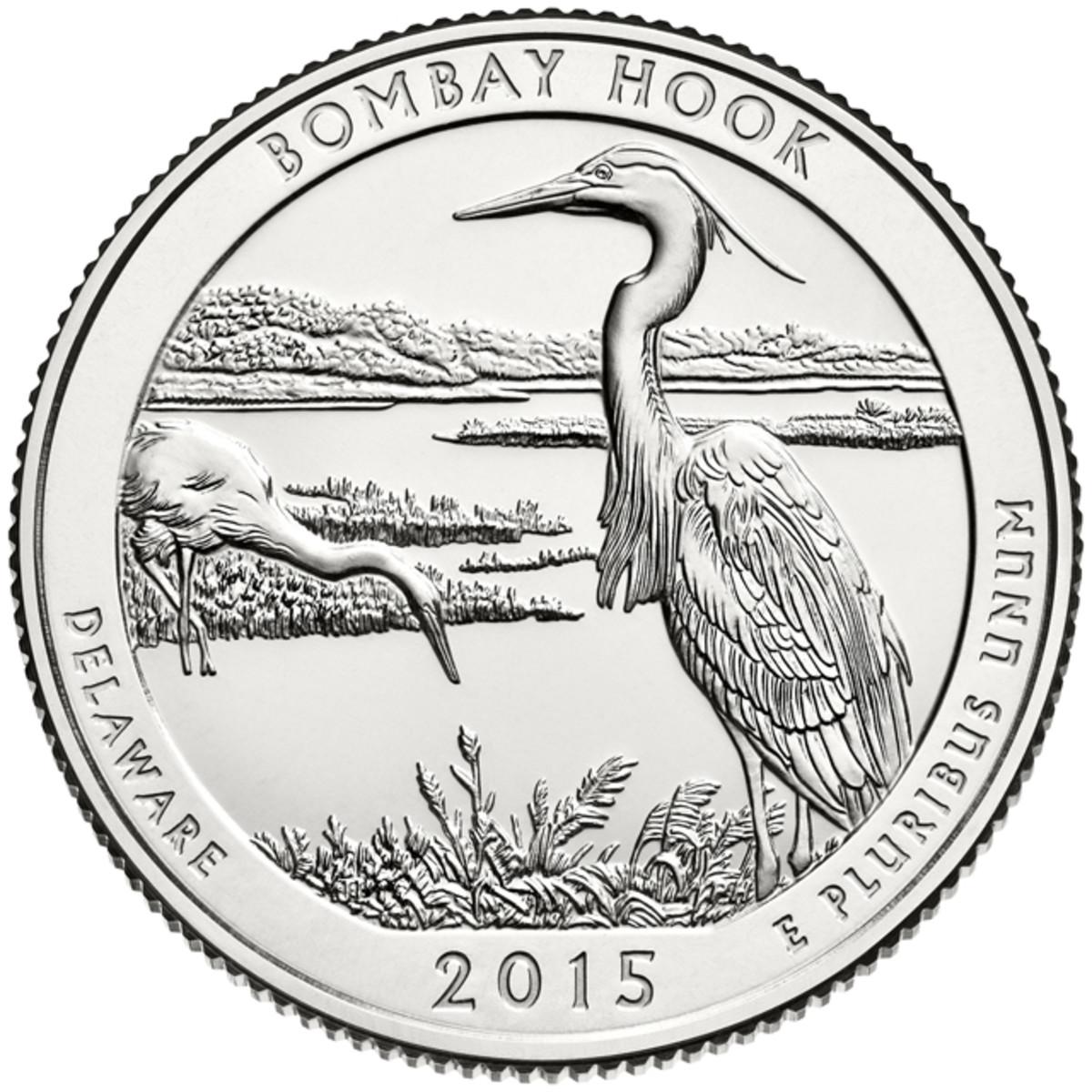 The 2015 Bombay Hook