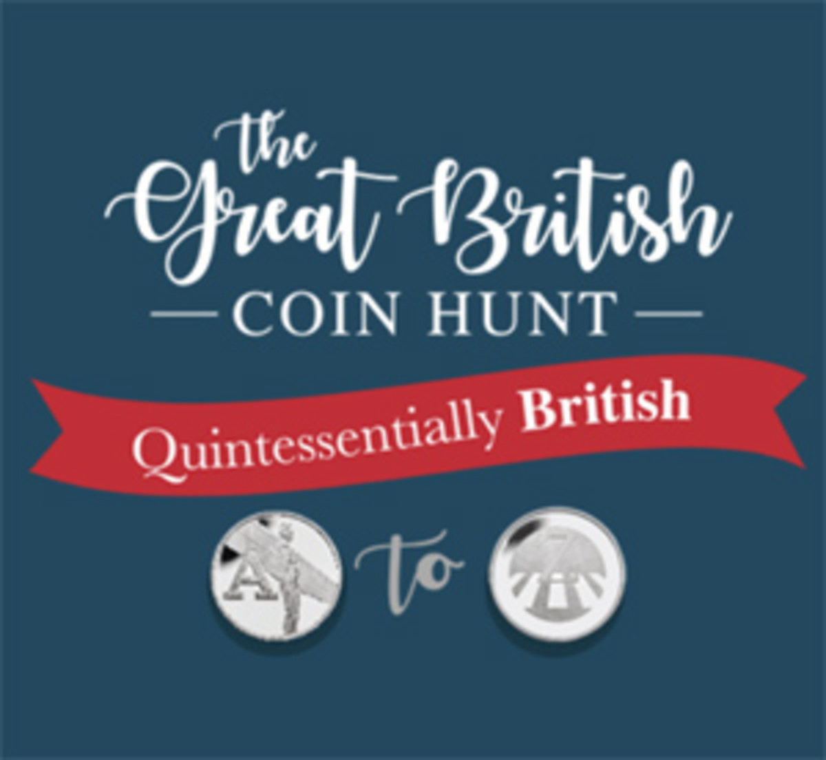 Learn more about The Great British Coin Hunt online as well.