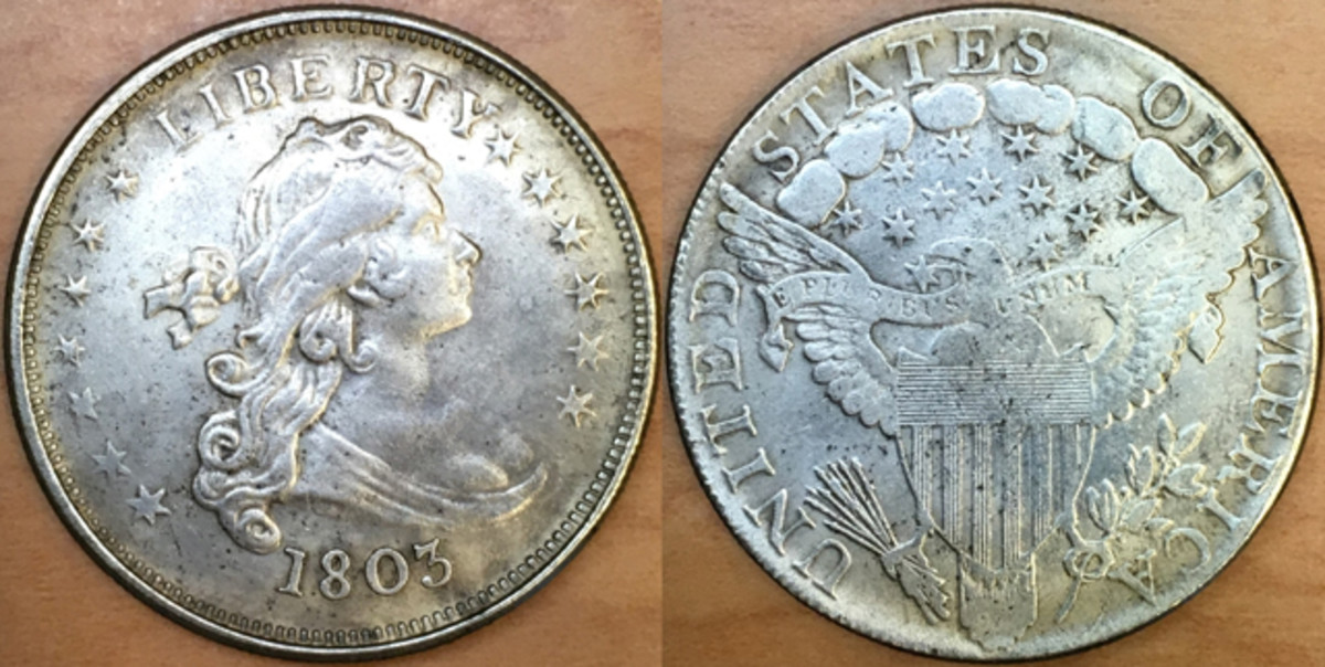 Counterfeits of classic U.S. coins are appearing on the market.