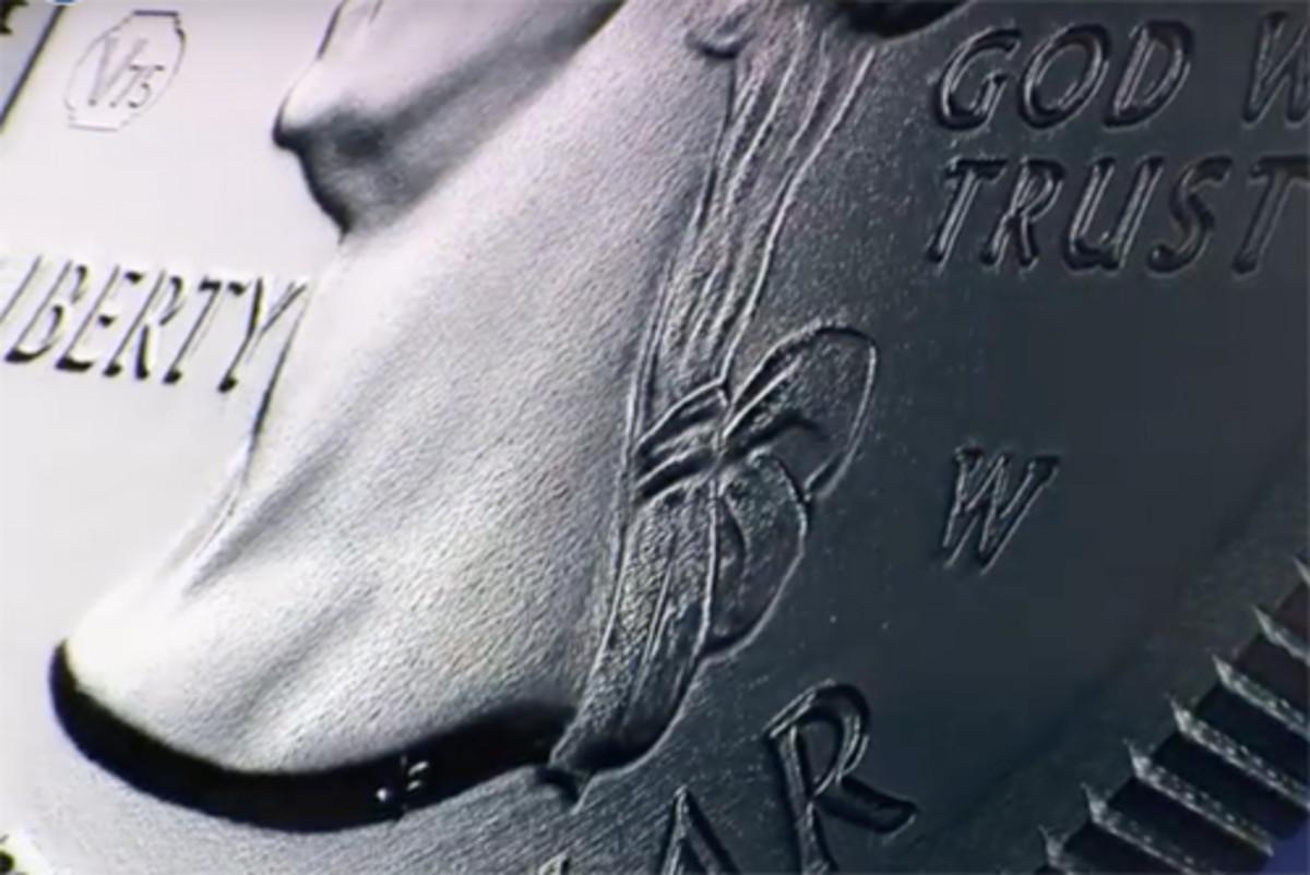 Image courtesy U.S. Mint video.