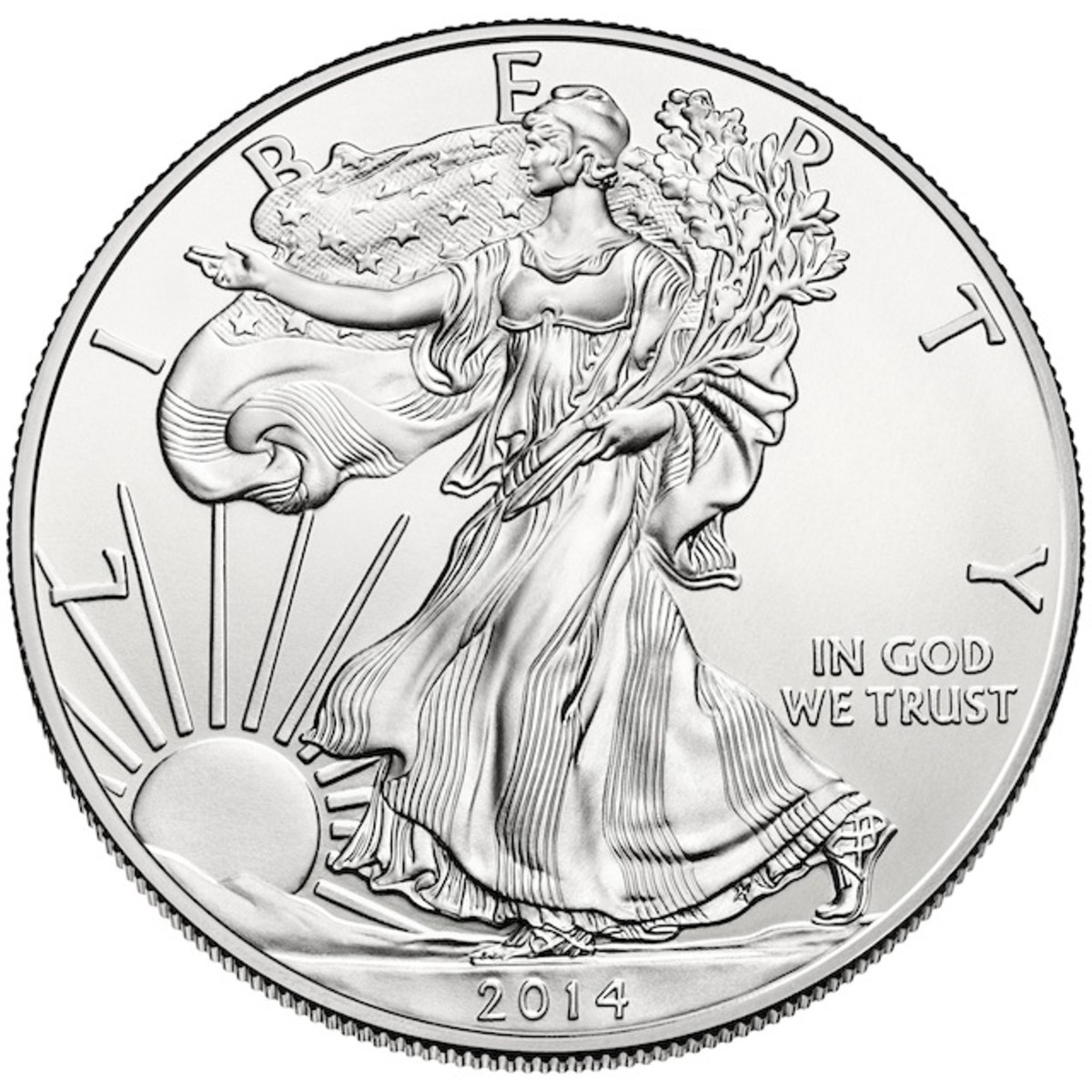 Authorized purchasers are now able to purchase any number of silver American Eagle bullion coins with rationing lifted