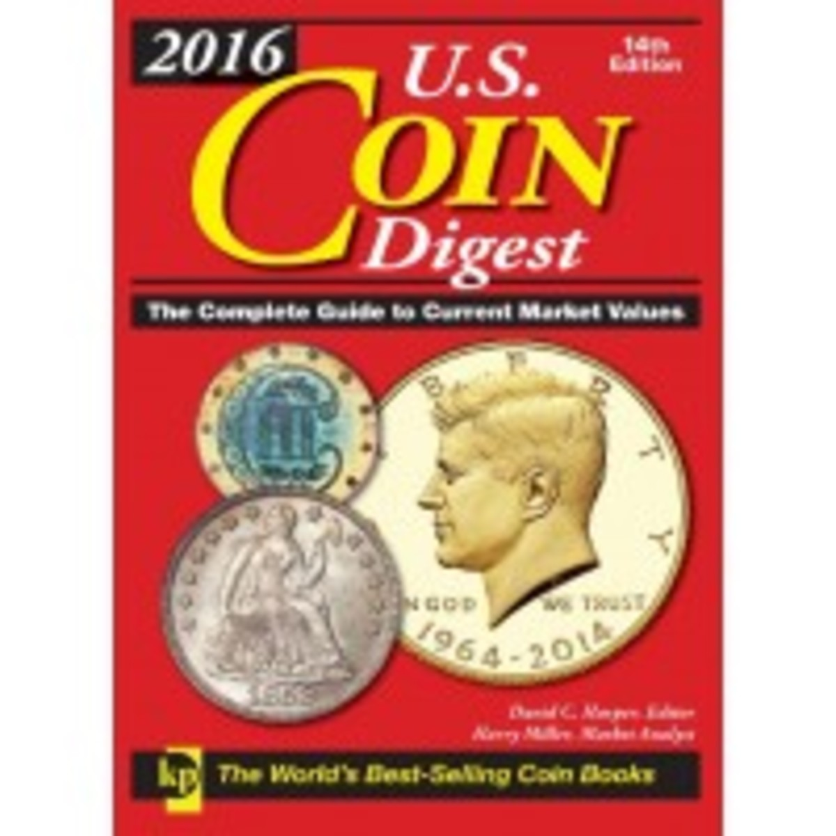 Catch up on the latest U.S. coins prices with the 2016 U.S. Coin Digest!