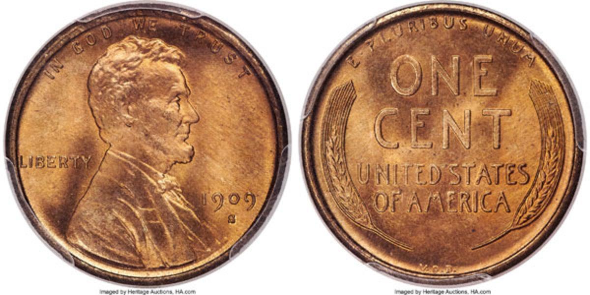 1909-S VDB Cent