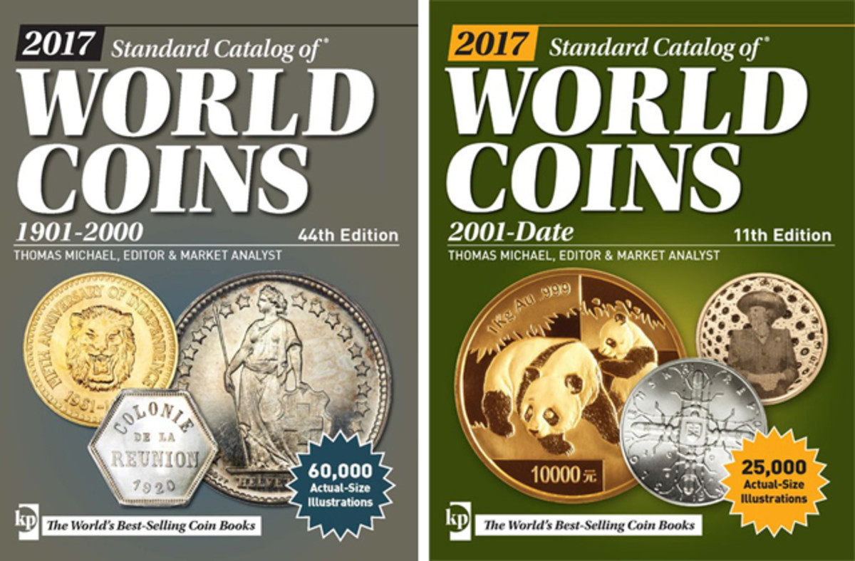Q A With Thomas Michael On World Coin Values Numismatic News
