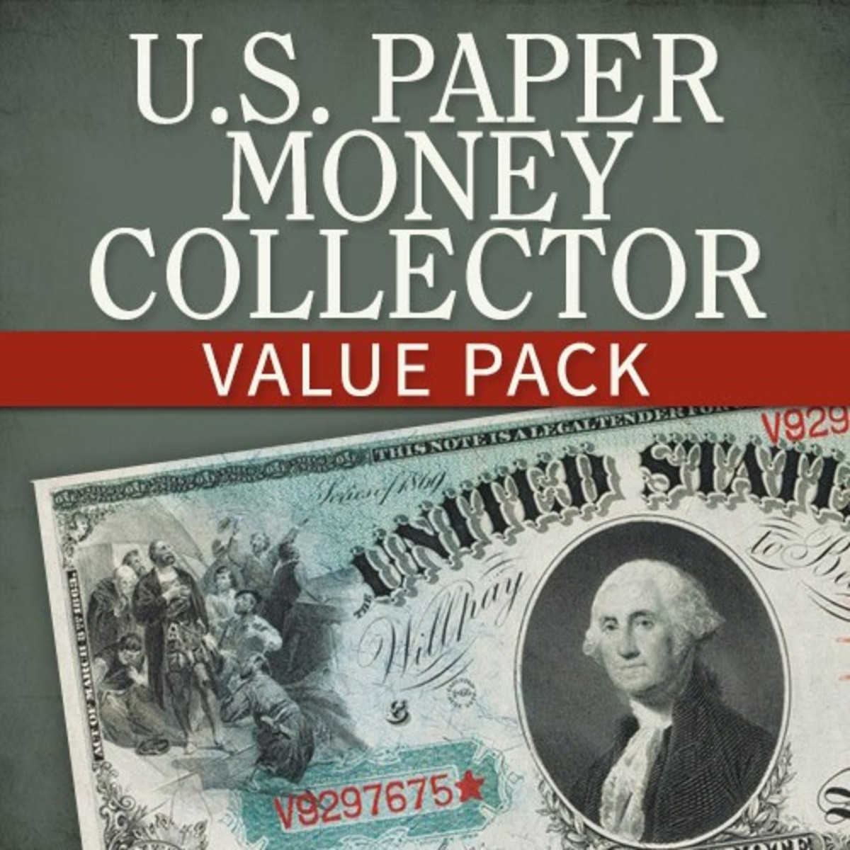 This value pack is perfect anyone interested in collecting U.S. paper money. Get yours today!