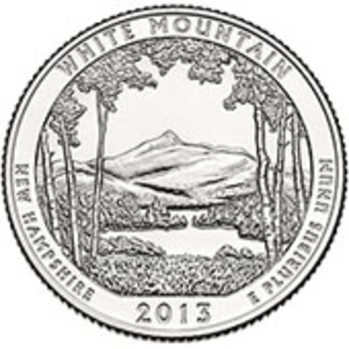2013 White Mountain -unc- PH