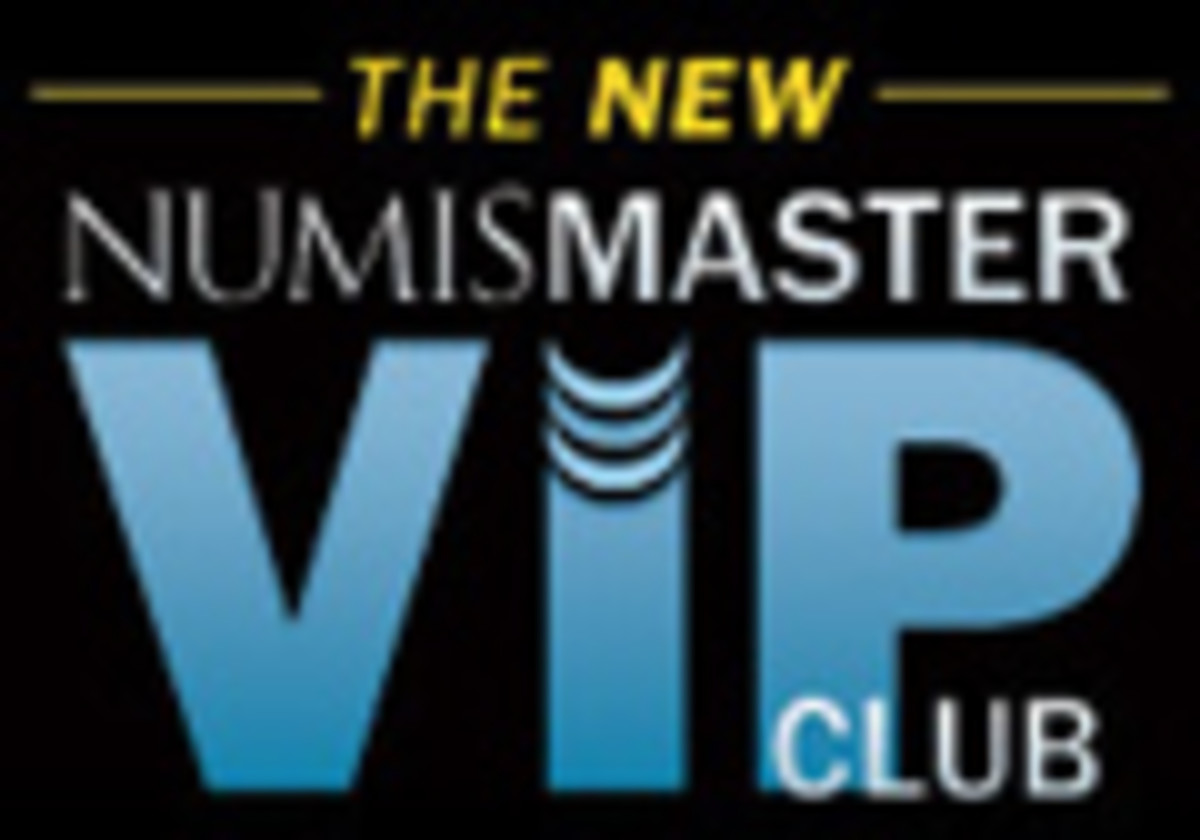 New NumisMaster VIP Club
