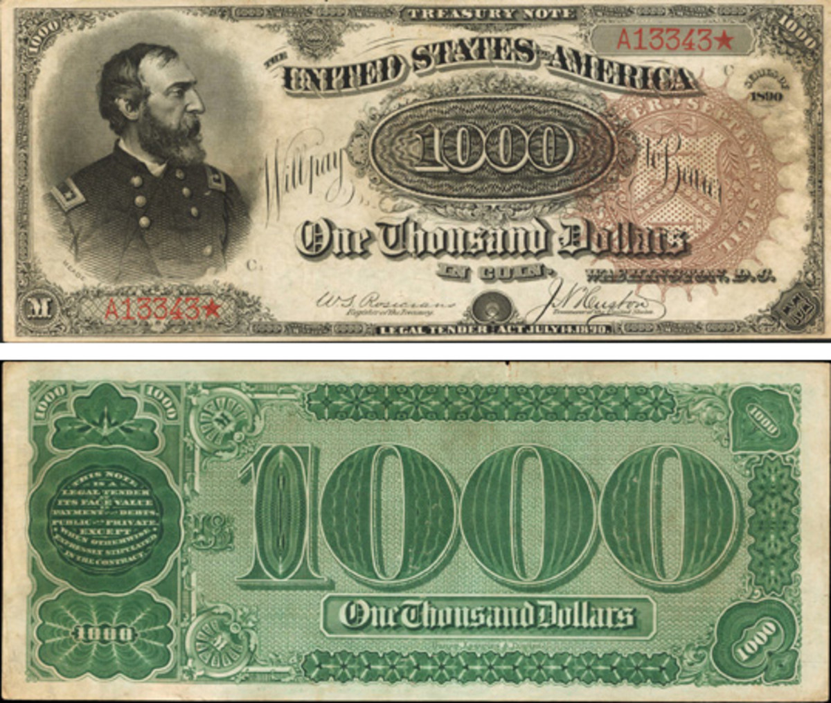 Selling for $2.04 million Oct. 25 was this Grand Watermelon note.