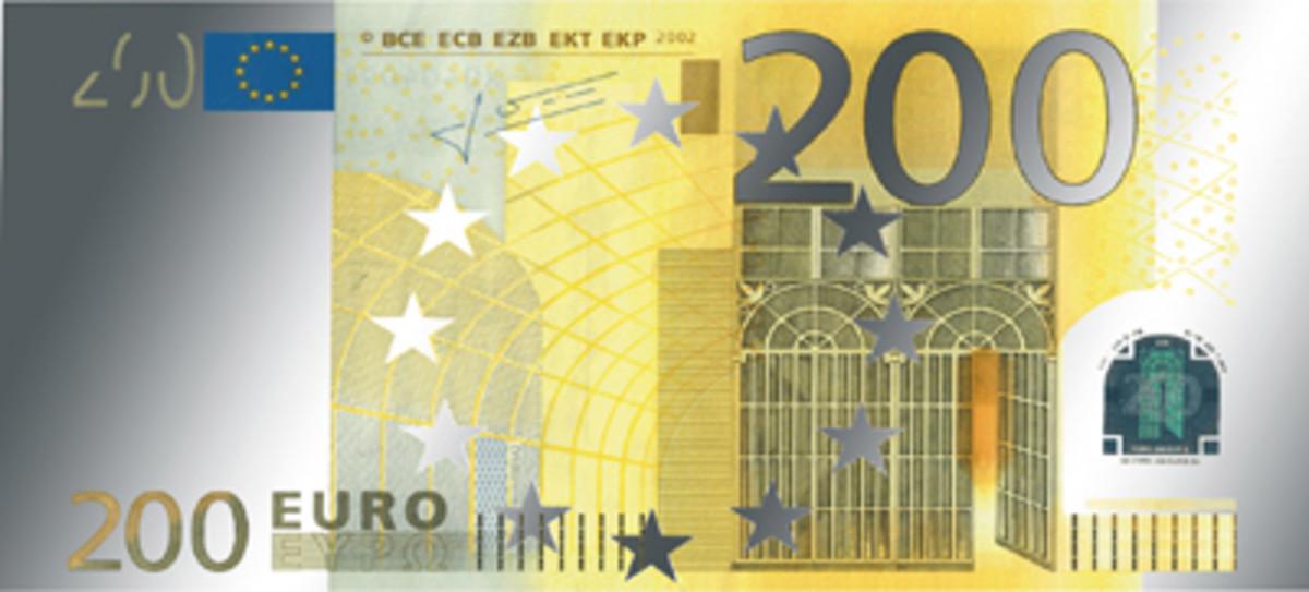 Face of the miniature silver €200 recently issued by Koninklijke Nederlandse Munt. (Image courtesy Koninklijke Nederlandse Munt.)