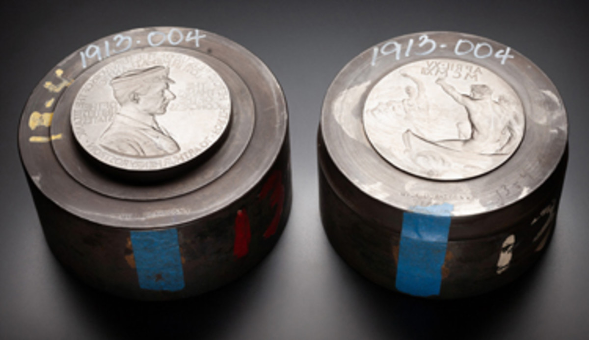 Medallic Art Company archives have been purchased by the American Numismatic Society.