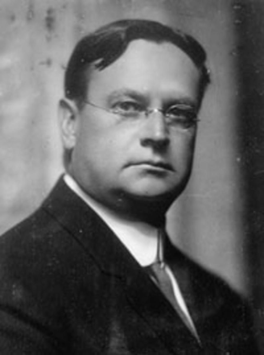 Col. Edward Howland Robinson Green, collector extraordinaire. (Library of Congress photo)