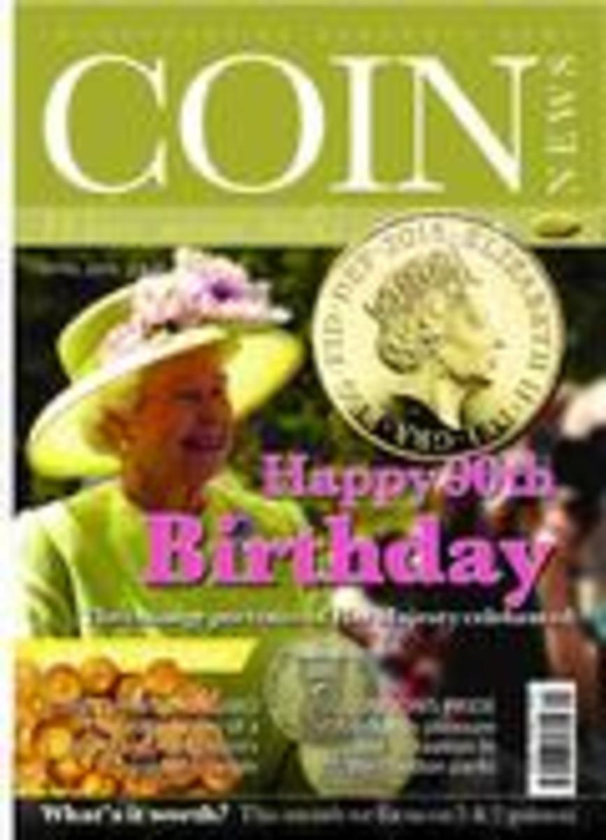 Coin News April